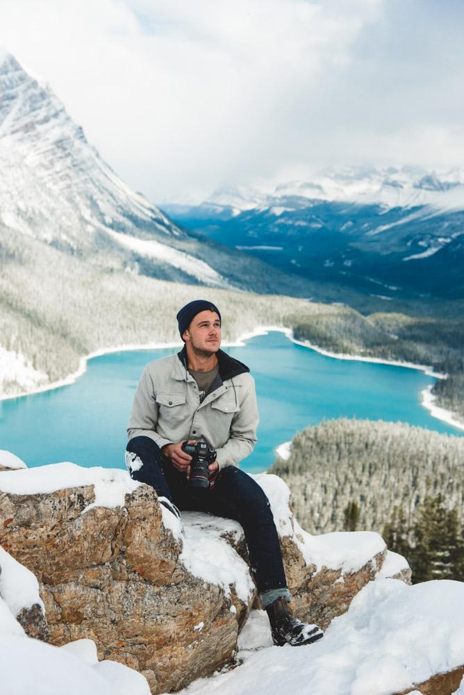 Peyto Lake Banff