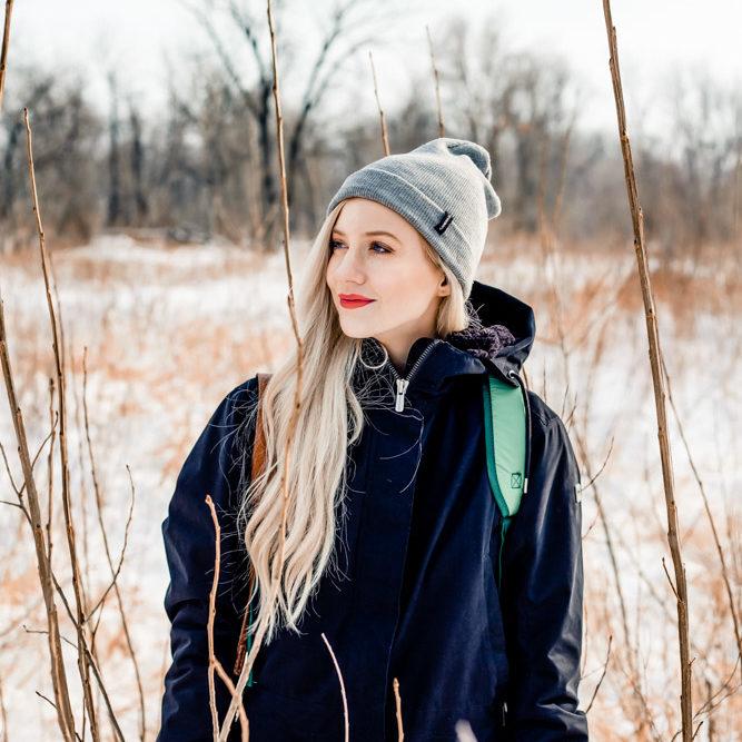 Lethbridge Winter Portrait